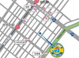 堺宿院駅南地図