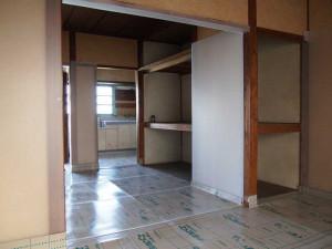 レンタル収納庫狭山文化 室内