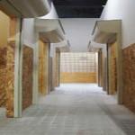 レンタル収納庫西宮錦温泉 内部