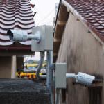 トランクルームの監視カメラ1