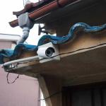 トランクルームの監視カメラ2